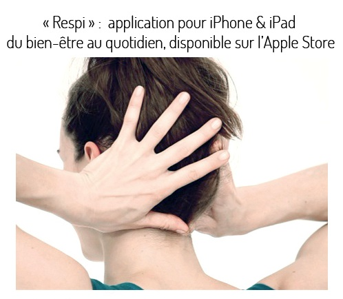 """Respi"" sur iPhone, iPad & eBook"