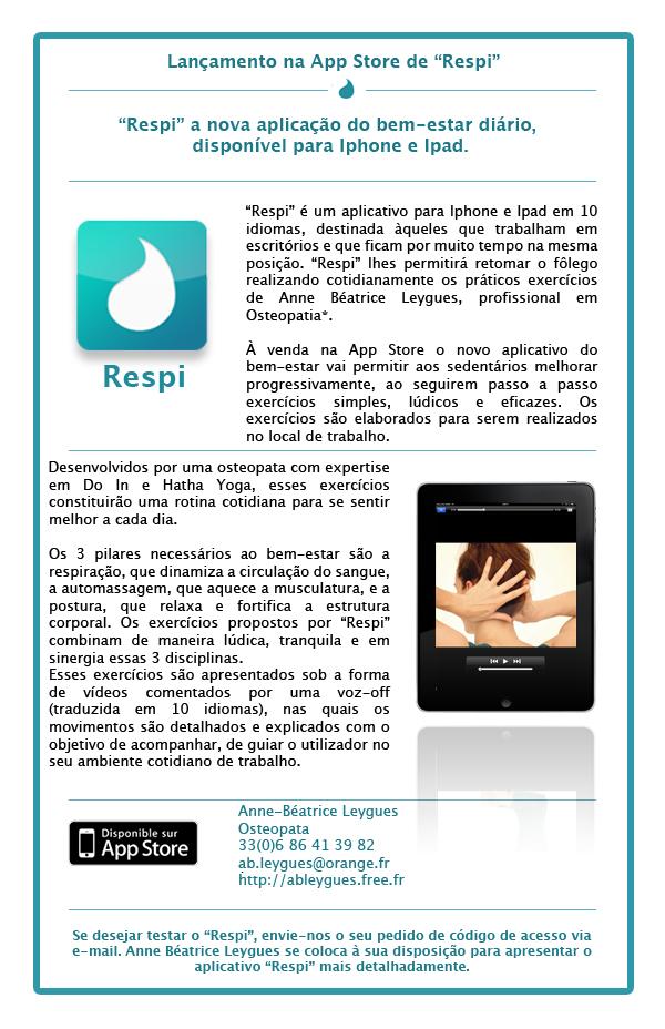 Respi, versao em Portugues